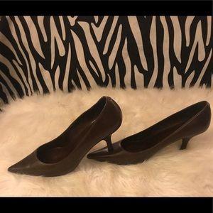 Michael Shannon Brown Heels